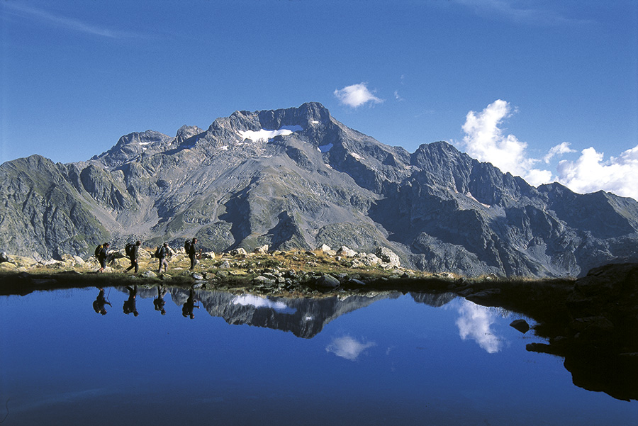 Le Parc national du Mercantour